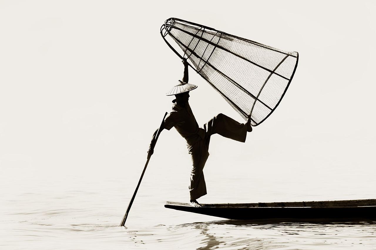 fish trap photography stuart redler clementine de forton gallery