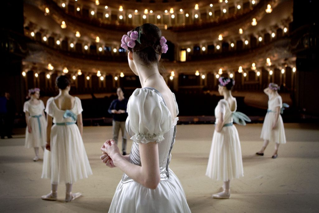 Bolshoi Moscou ballet gerard uferas photographer clementine de forton gallery