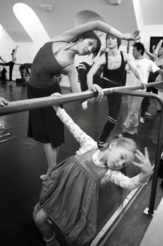 bolschoi ballet moscou uferas photographer clementine de forton gallery
