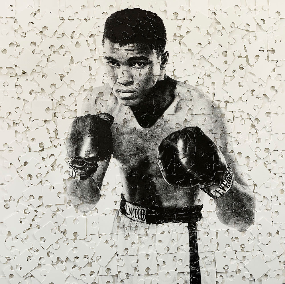 muhammad ali cecile plaisance french artist clementine de forton gallery