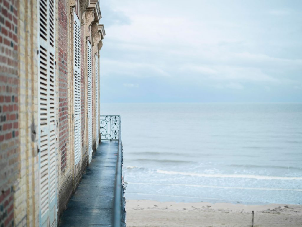 North Places for Marguerite Duras benjamin deroche clementine de forton gallery