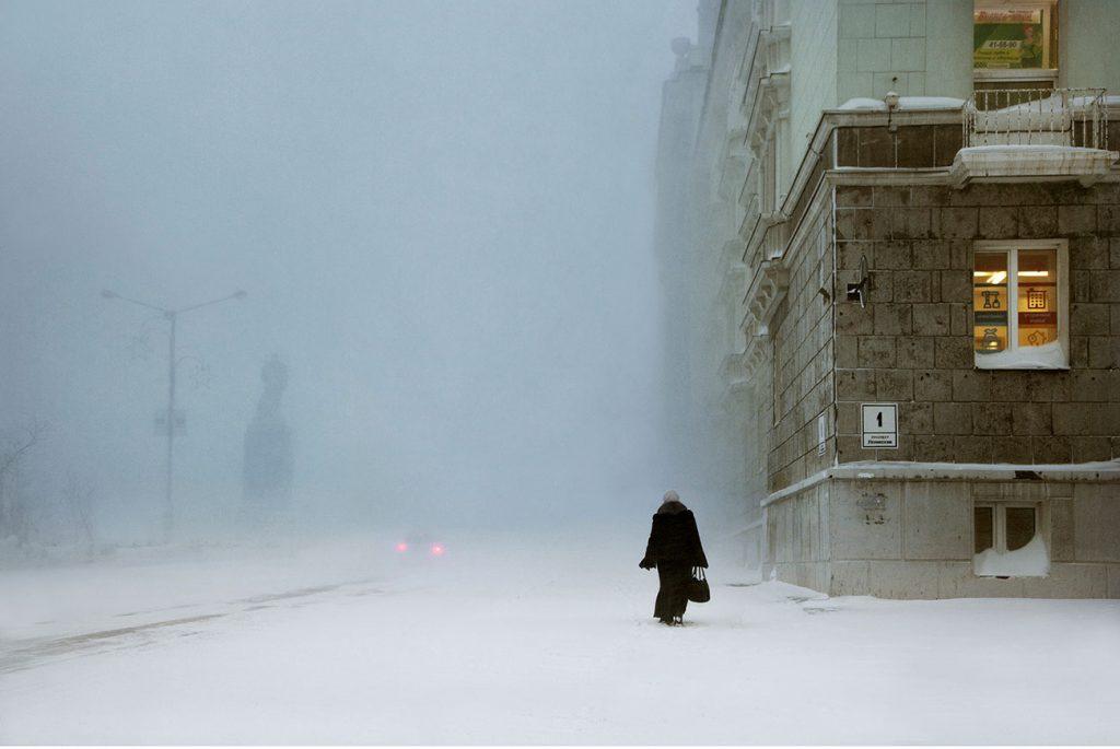 siberia Christophe Jacrot clementine de forton gallery