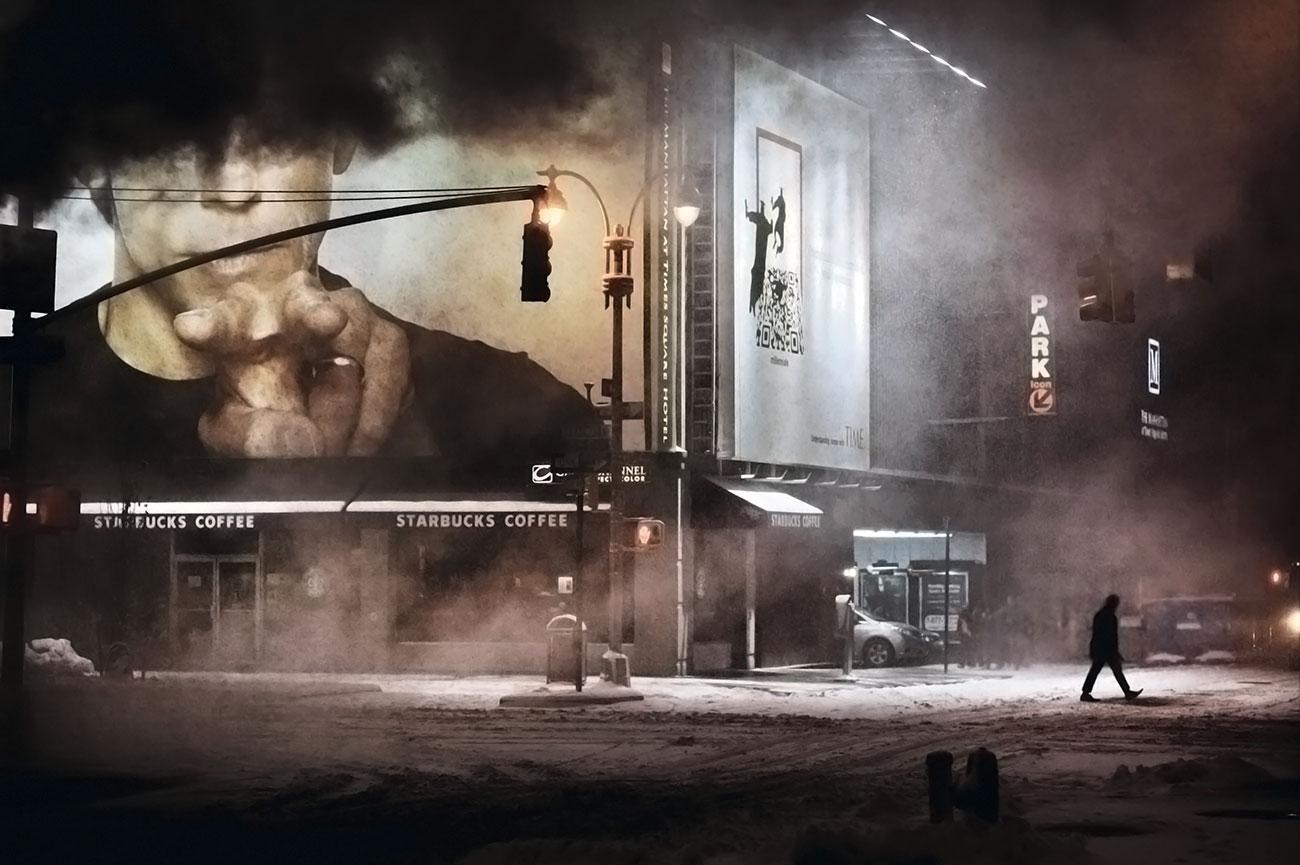 Smoke New York Christophe Jacrot clementine de forton gallery