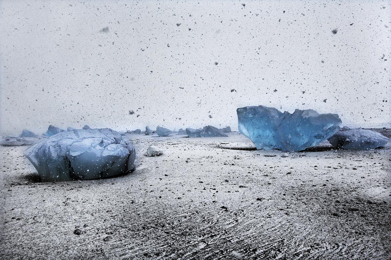 Iceland - Rocks - clementine de forton gallery - christophe jacrot