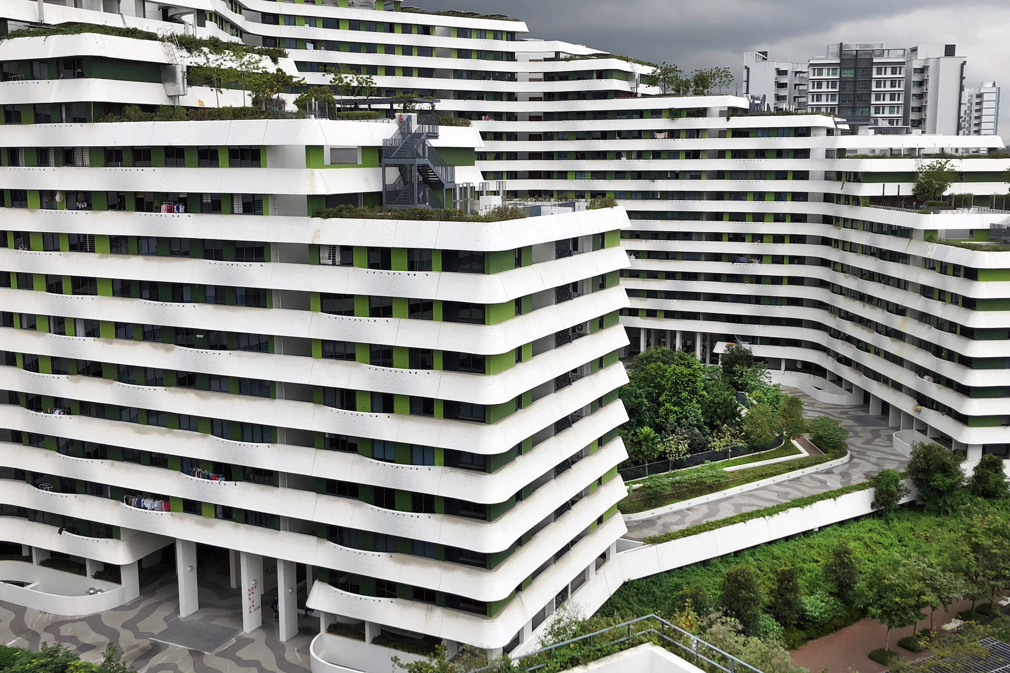 Marika Poquet - Unexpected Singapore Pungol